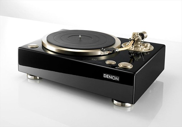 Denon DP-A100 Turntable
