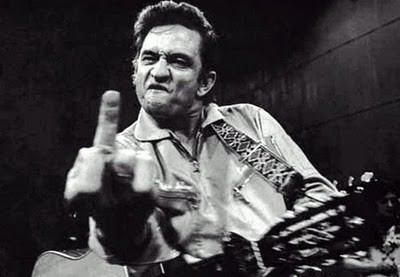 Johnny Cash by Jim Marshall
