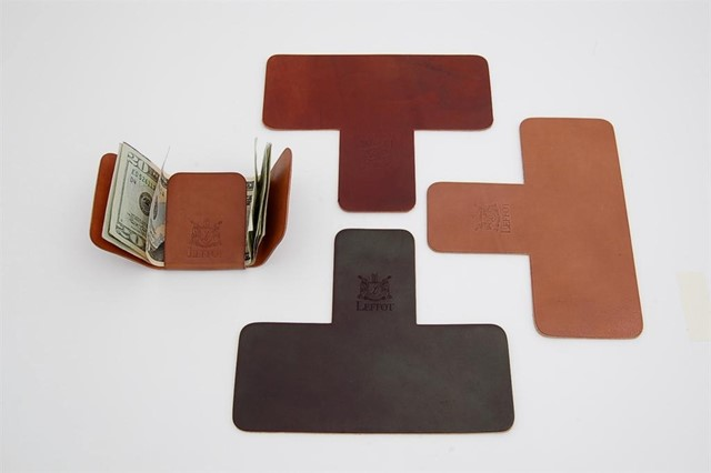 The Fold - wallet by Leffot