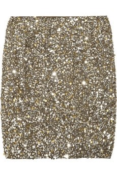 Vince / Sequined Skirt