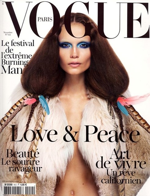 VOGUE Paris / Nov Issue