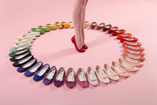 Repetto launch L'atelier Repetto