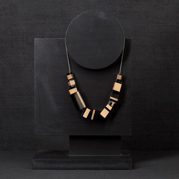 Corrie Williamson Short Chunky Bead Necklace
