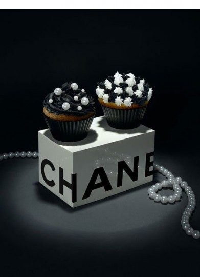 Chanel Cupcakes!