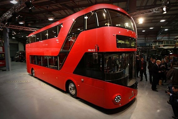 NEW LONDON BUS - 2012 RELEASE