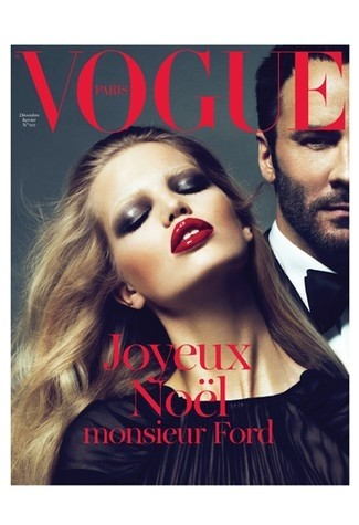 Vogue Paris December 2010