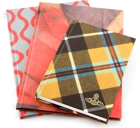 Vivienne Westwood diaries and notebooks