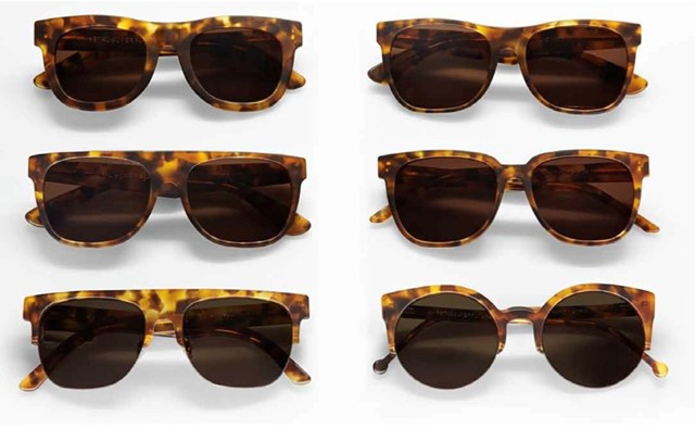 RetroSuperFuture SS 2011 Havana Sunglasses