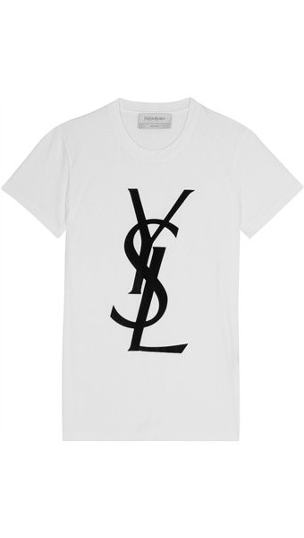 Yves Saint Laurent Signature t-shirt