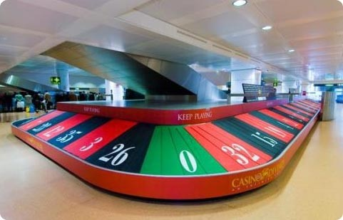 AIRPORT ROULETTE