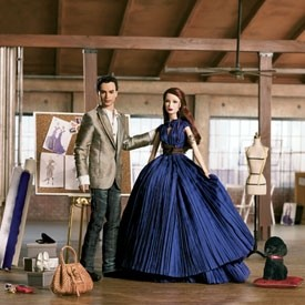 Zac Posen Barbie & Ken