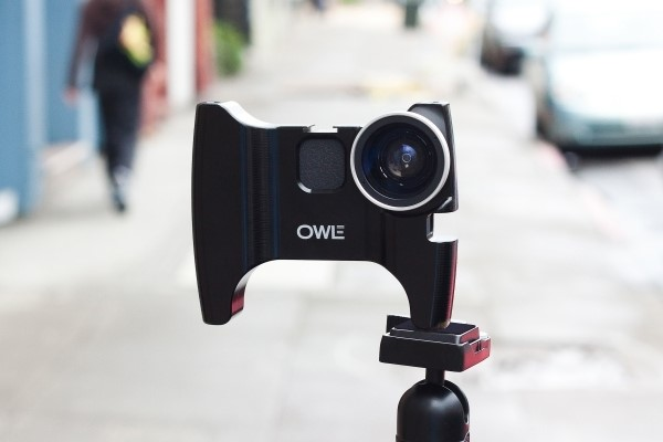 The OWLE iPhone Video Rig for iPhone 4 and iPhone 3GS