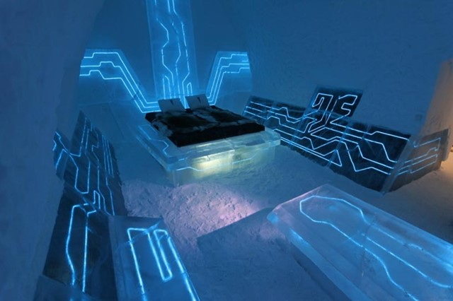 Extreme Design: Legacy of the River - Ice Hotel