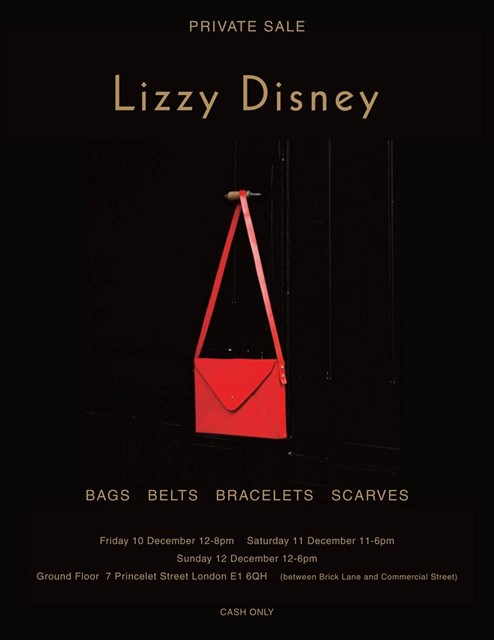 Lizzy Disney private sale