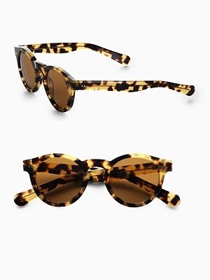 Polo Ralph Lauren Round Sunglasses