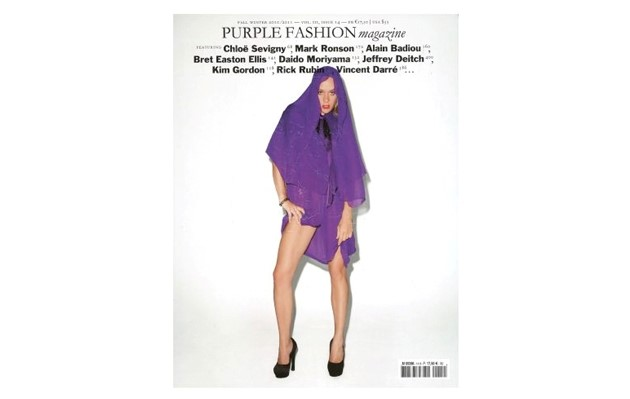 Purple Magazine issue 14