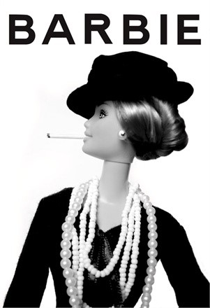 Barbie Coco Chanel