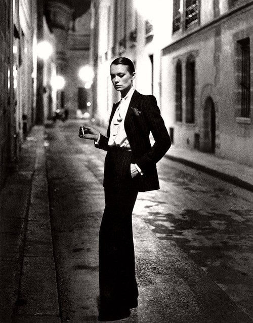 Yves Saint Laurent Le Smoking Tuxedo Suit