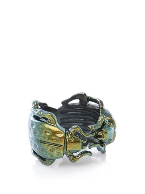 Bottega Veneta Scarab Beetle Ring