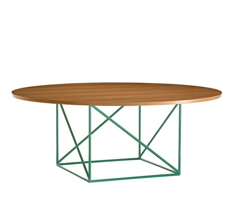 Table by Le Corbusier at Cassina